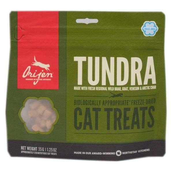 Image for Product Card-Orijen Tundra for Cat Treats