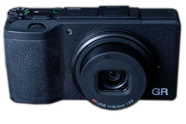 Image for Product Card-GR II for Digital Camera