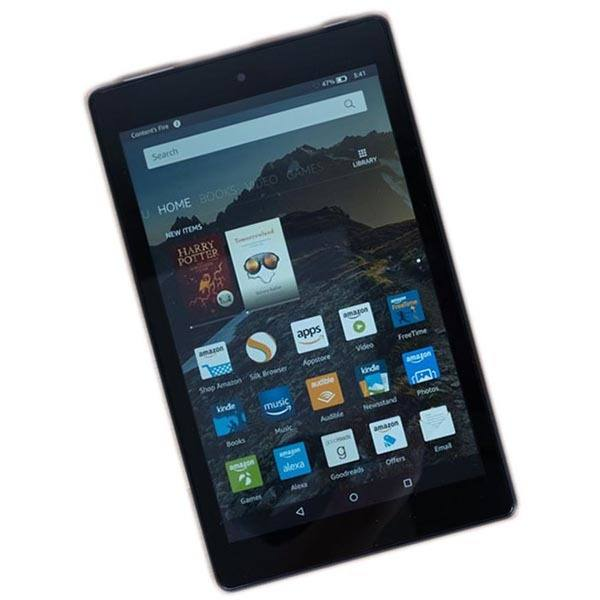 Image for Product Card-Kindle for Tablet