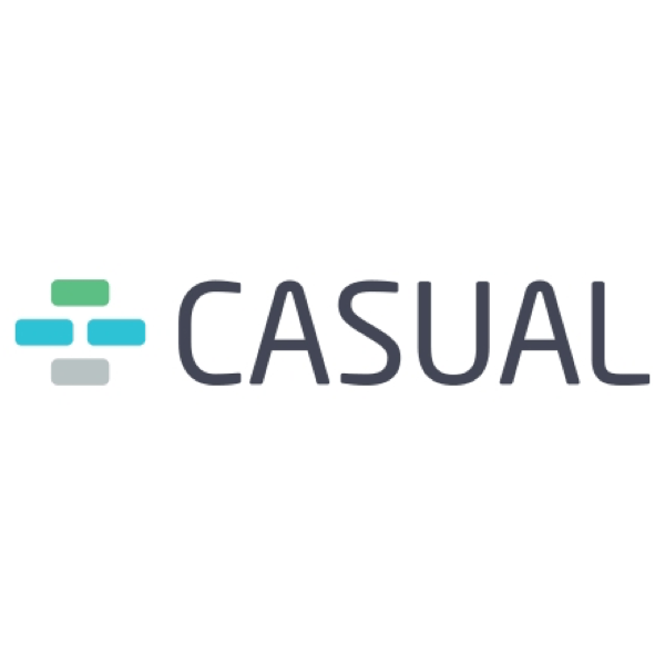 Image for Casual-Logo-for-Project-Management-Software