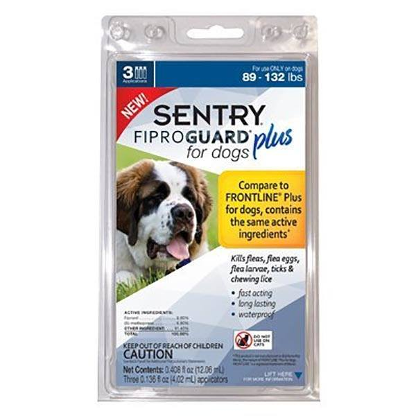 Image for Sentry-Fiproguard-Plus-for-Dogs-for-Flea-Treatment-for-Dogs