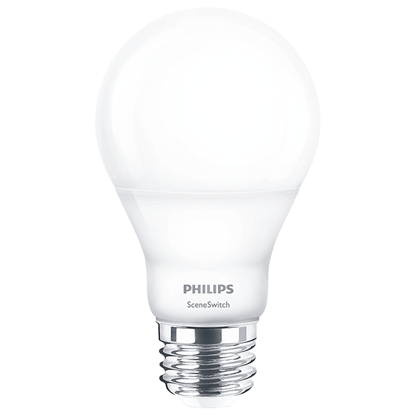 Image for Philips-SceneSwitch-60-for-LED-Lightbulbs