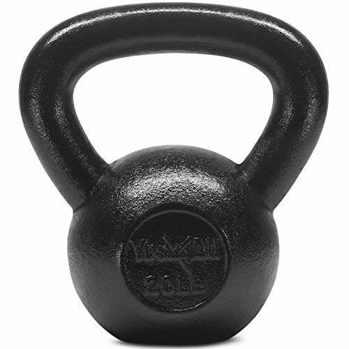 Image for Yes4All-solid-Cast-Iron-Kettlebells