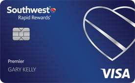 Southwest Rapid Rewards® Premiere Credit Card
